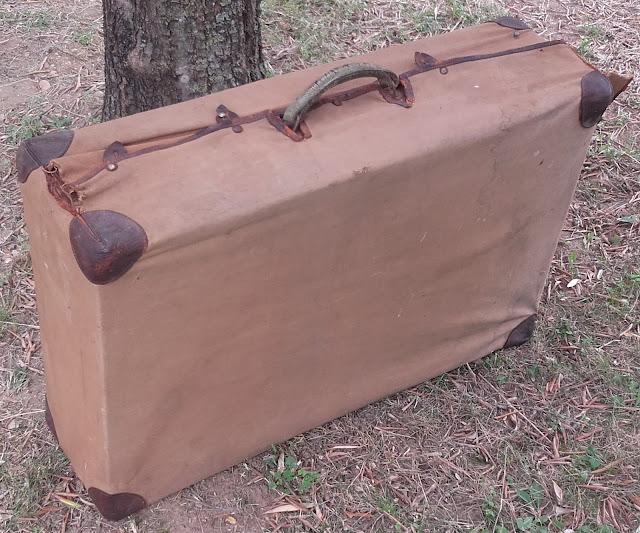 ancienne grande valise malle cabine grande valise avec