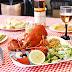 Un souper gastronomique local avec le homard de la Gaspésie