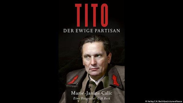 Μαρί Ζανίν Κάλιτς: «Τίτο: ο αιώνιος παρτιζάνος»