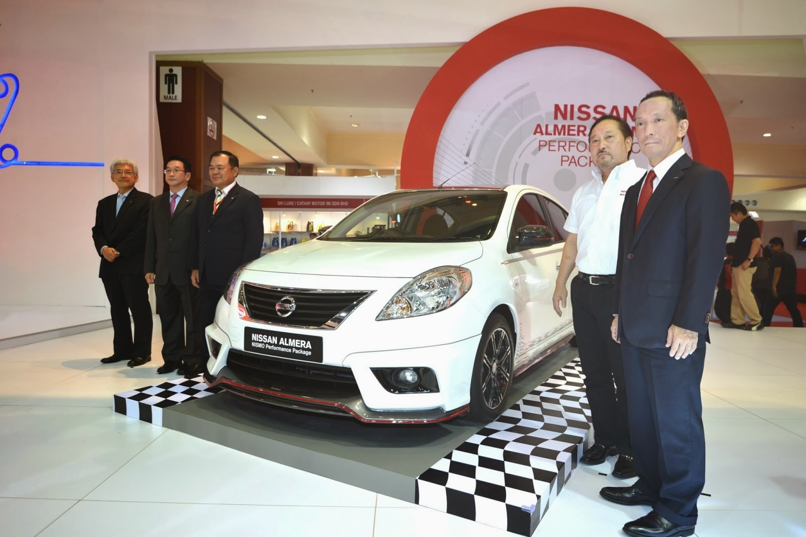 Motoring Malaysia Nissan Almera Nismo Package Why I Suggest You Black Should Save Your Money Instead