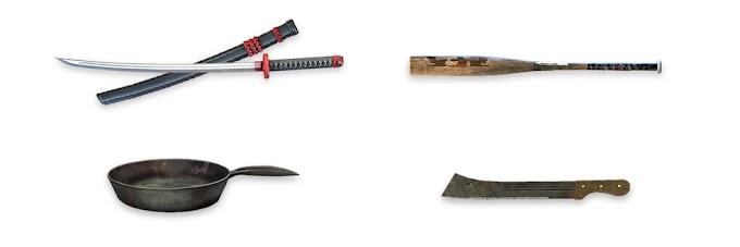 Armas 🔥 Free Fire: Características das Melee's⚔️