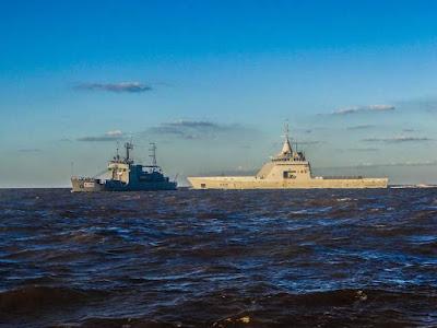 Un navío francés anticipa la visita oficial de Hollande - Página 5 MF