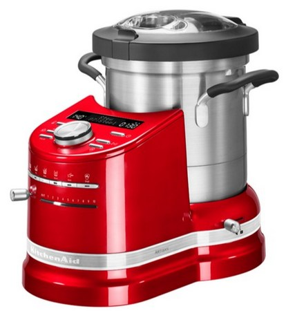 KitchenAid Cook Processor Connect: Everything you have to make a feast in one apparatus - RictasBlog