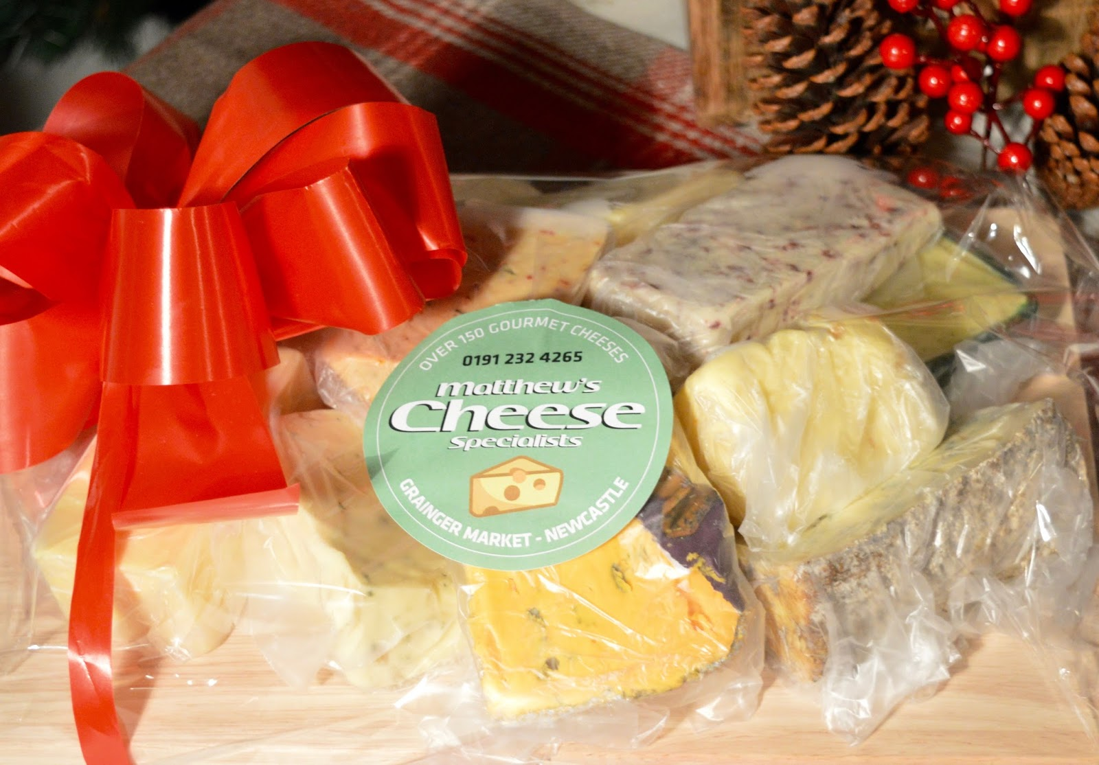 Creating a perfect Cheese Board with Matthew's Cheese Shop | The Grainger Market, Newcastle - cheese board