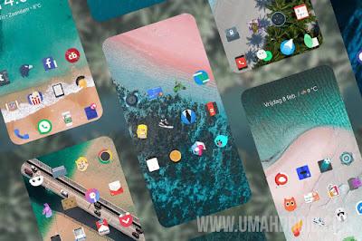 Icon Pack Gratis Terbaik Android
