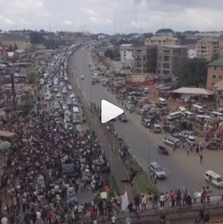 Anambra state ENDSARS protest