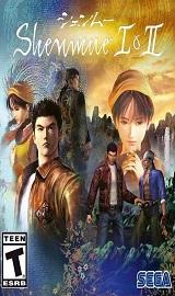 shenmue i ii sega remastered game pc cover - Shenmue I & II – CODEX