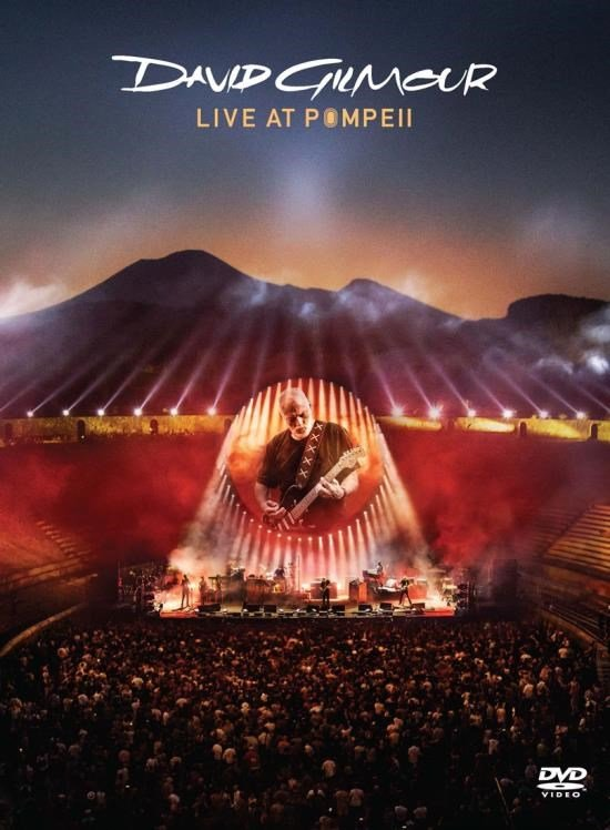 David Gilmour Live At Pompeii - DVD - Digipack