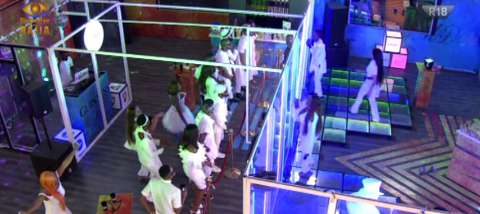 Bbnaija 2020: Highlights From The All-White Party (Finale)