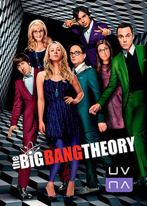 Série The Big Bang Theory - 6ª Temporada 2012 Torrent