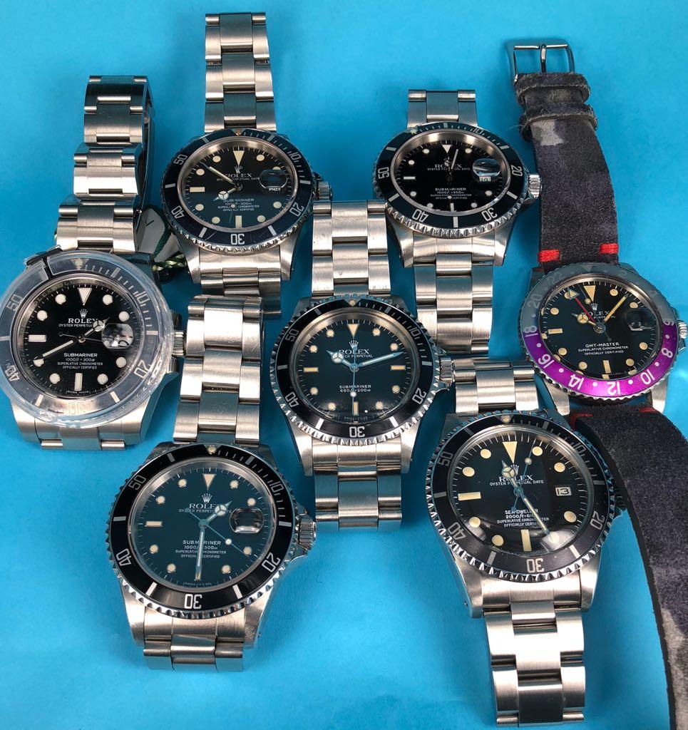 Hong Kong Watch Fever 香港勞友: Rolex Watch on sale