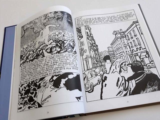 Promenade de la mémoire - 14 Juillet aux editions Des ronds dans l'O page 20-21