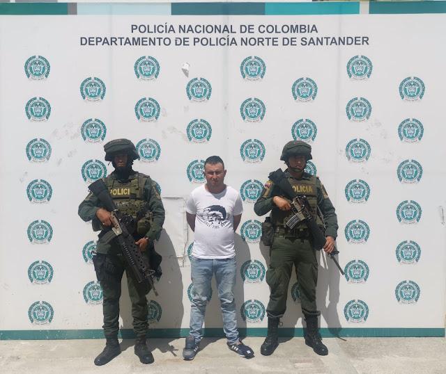 A la cárcel integrante del ELN por matar dos Policías en atentados explosivos