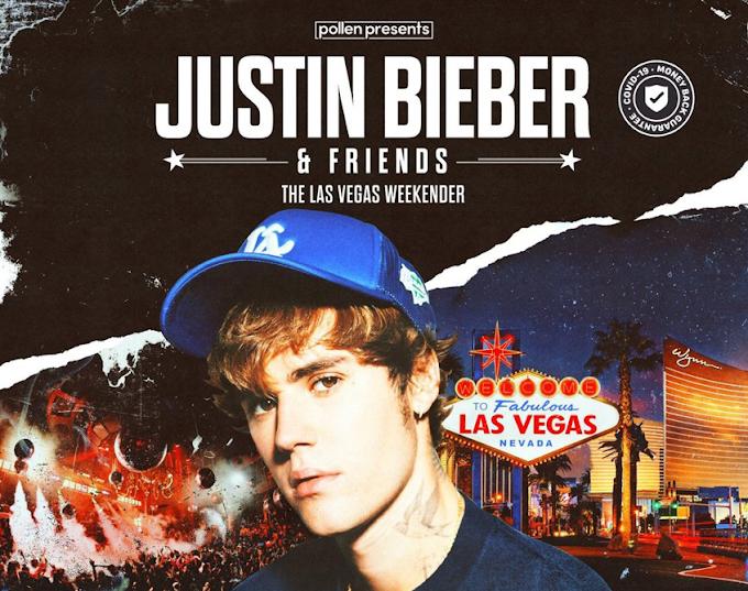 """Llega el concierto """"Justin Bieber & Friends"""" con Justin Bieber, Lunay, The Kid Laroi y muchos más"""
