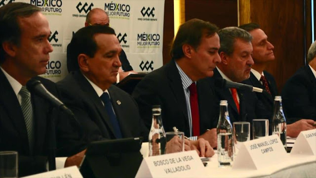 Empresarios mexicanos presentan 6 temas a candidatos presidenciales