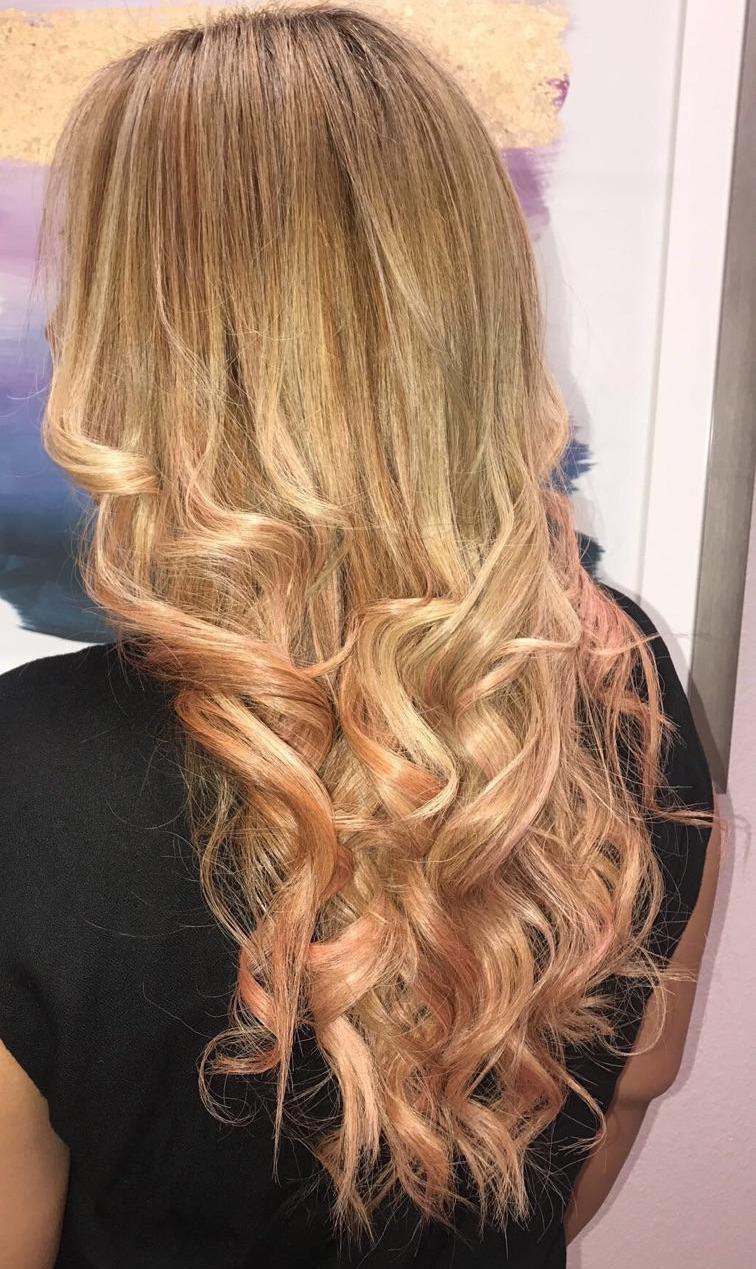 5 Tips To Maintain Rose Gold Pink Hair Makeup By Renren