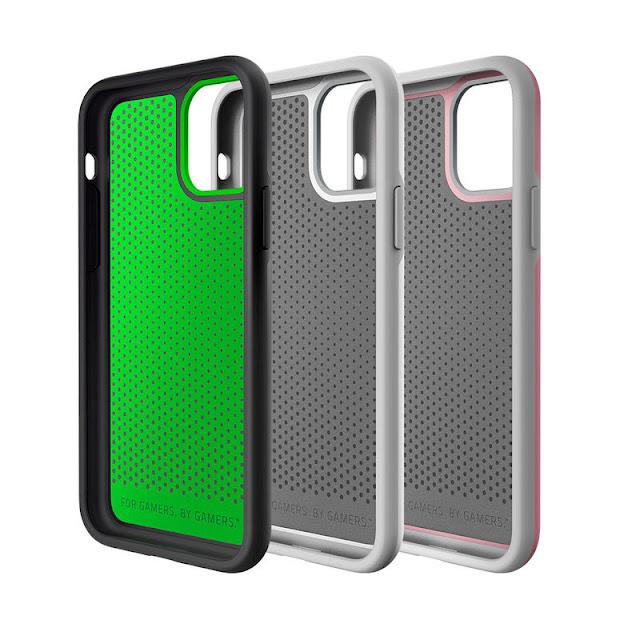Razer's heat reducing iPhone cases