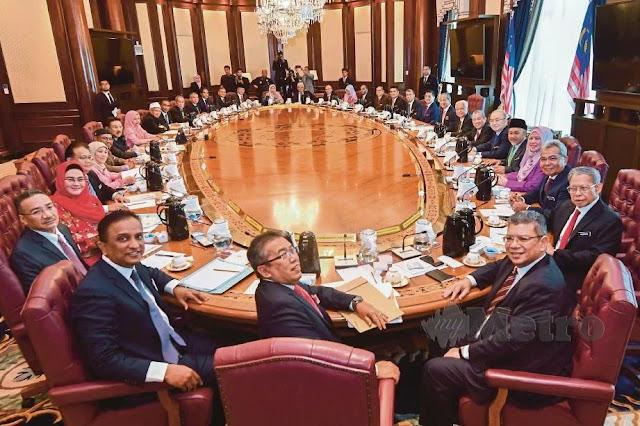 Cara Lihat Dan Akses Maklumat Isytihar Harta Menteri Dan Timbalan Menteri
