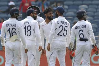 ऑस्ट्रेलिया के नाम घरेलू मैदान पर लगातार 10 टेस्ट सीरीज जीतने का रिकॉर्ड था जिससे भारतीय टीम ने चकनाचूर कर दिया है