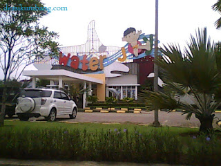 Tiket Masuk Water Joy Harvest City Cileungsi