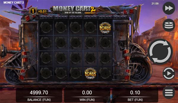 Main Gratis Slot Indonesia - Money Cart 2 Bonus Reels Relax Gaming