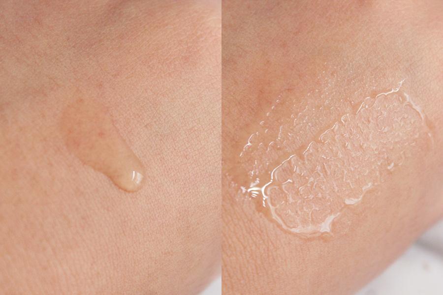 Tekstur essence Skin Game