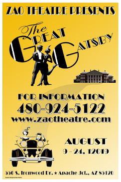 THIS MONTH'S SITE SPONSOR: Zao Theatre Presents...