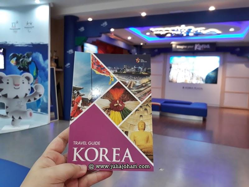 Rancang Travel ke Seoul, Korea !