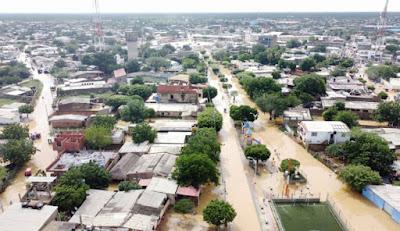 hoyennoticia.com,  Por inundaciones en La Guajira Wayus piden ayuda a Duque
