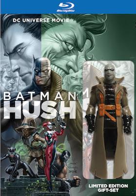 Batman Hush 2019 English 720p BRRip ESubs 800MB