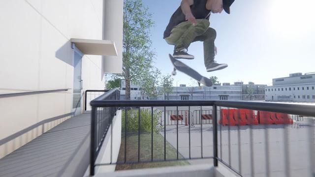 Imagem do Skater XL - The Ultimate Skateboarding Game