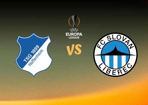 Hoffenheim vs Slovan Liberec  Resumen