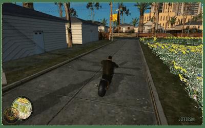 GTA San Andreas GTA 5 graphics mod Android download