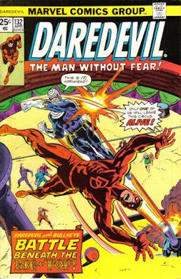 Daredevil #132, Bullseye
