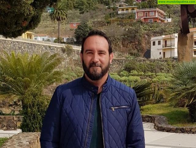 Marcos Lorenzo Martín es el candidato de Coalición Canaria a la Alcaldía de Tijarafe