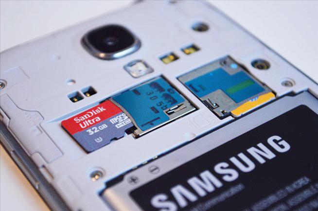Cách kiểm tra thẻ nhớ microSD giả bằng điện thoại