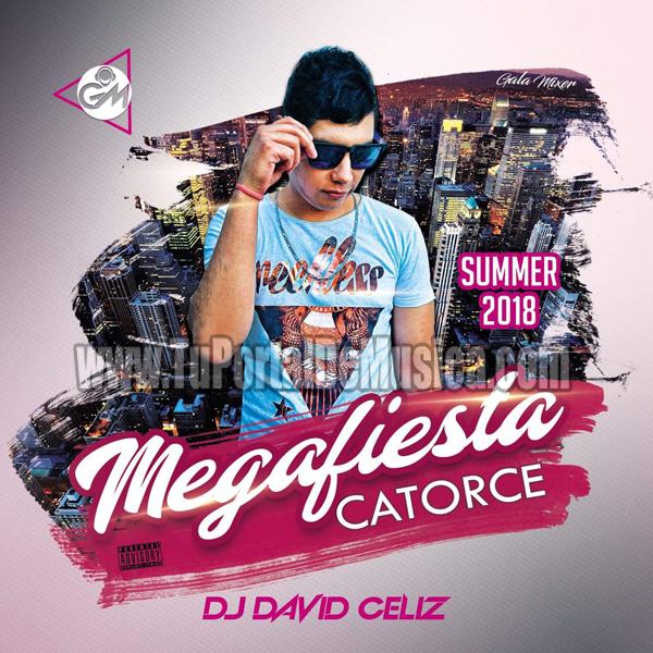 Dj David Celiz Megafiesta 14 (2018)