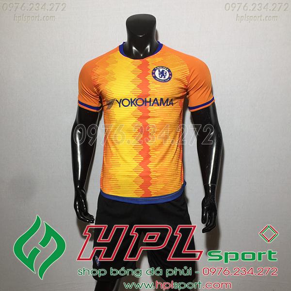 Áo câu lạc bộ Chelsea màu cam 2020