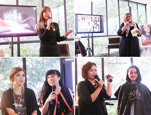 event grazia indonesia x make over