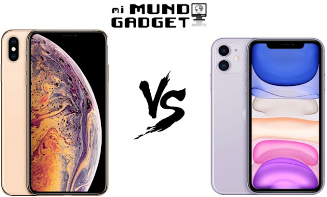 iPhone XS Max vs iPhone 11: comparativa