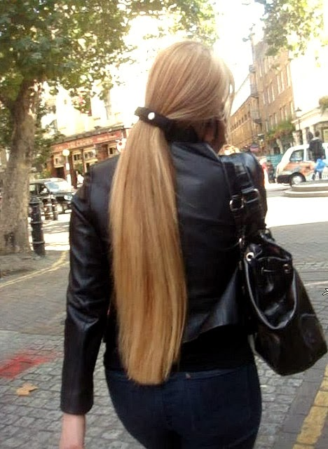 Long Haired Women Hall Of Fame Beautiful Ponytails