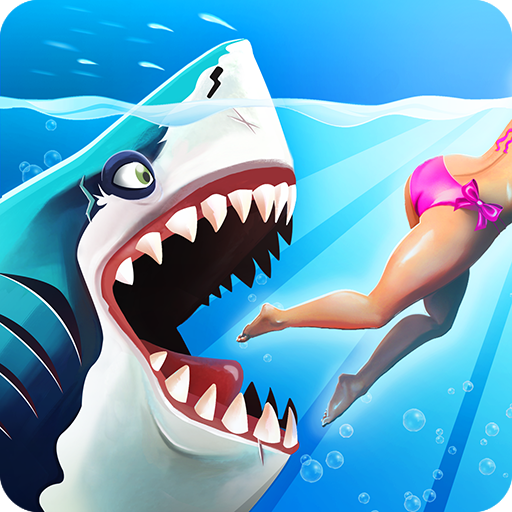 Hungry Shark World v4.0.6 Apk Mod [Dinheiro Infinito]
