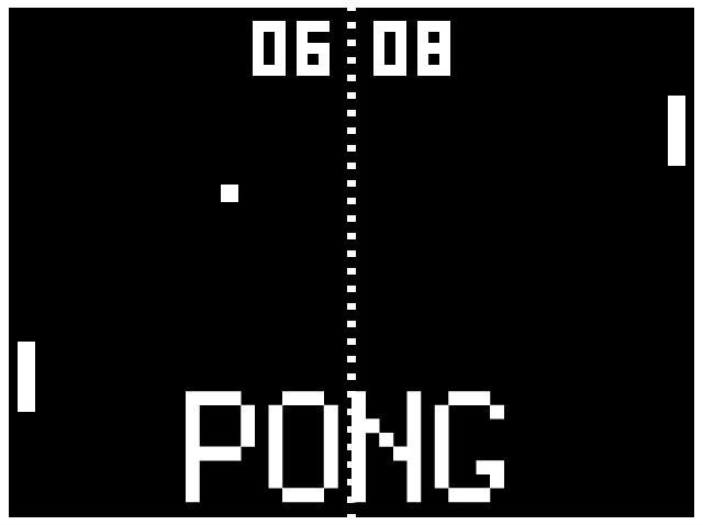Juego Pong