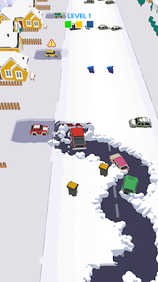 لعبة Clean Road مهكرة مدفوعة, تحميل APK Clean Road, لعبة Clean Road مهكرة جاهزة للاندرويد, Clean Road apk mod hack