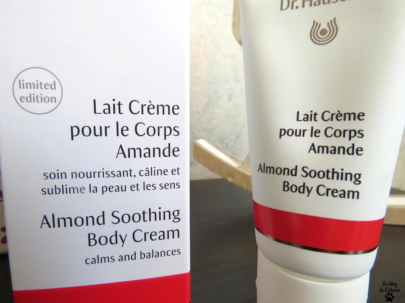 Lait Crème pour le Corps Amande - Dr Hauschka