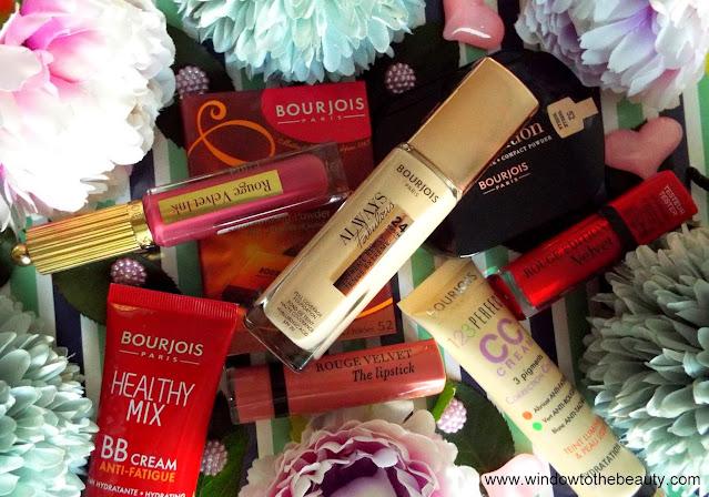 Bourjois cosmetics