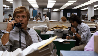 Dunia Sinema All the President's Men Aktivitas di Kantor The Washington Post
