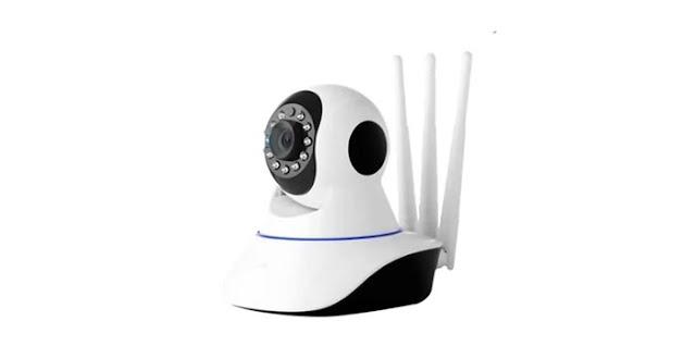 IP Kamera CCTV Yoosee Wireless HD 10800P 3 Antena