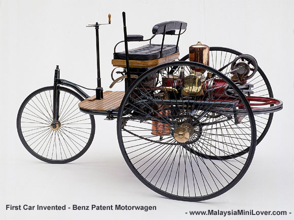 Who Invented The First Car >> First Automobile Invented Download Free Software Video