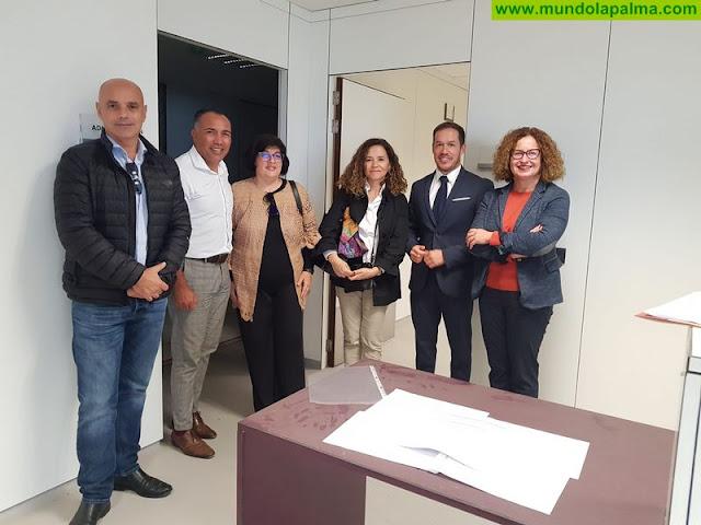 Comienzan las obras de la residencia del Centro de Alzheimer de La Palma